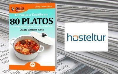 El «GuíaBurros: La vuelta al mundo en 80 platos» en el portal digital Hosteltur
