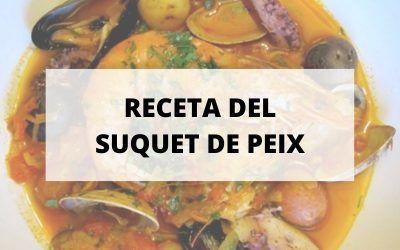 Suquet de peix, plato típico catalán